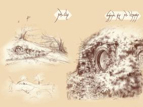sketc hobbit1